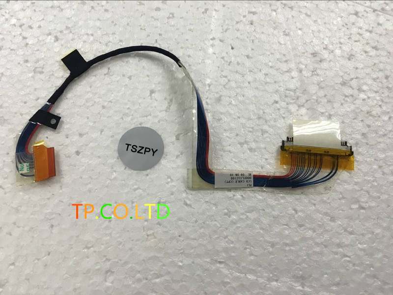 New LCD Screen Video Flex Cable For Lenovo IdeaPad S10 S10E M10 screen cable DD0FL1LC100 10.2 pantanetti балетки