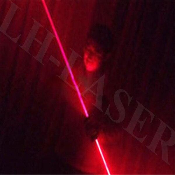High Power Double Slider Laser Sword Handheld Red Color Laser Supplies Ktv Laser Pen