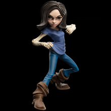 New Film Alita Battle Angel Action Figure Model manual Toys Kids Collection