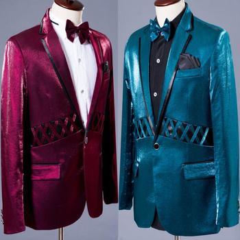 Blazer men formal dress latest coat pant designs suit men costume homme terno masculino trouser marriage wedding suits for men's