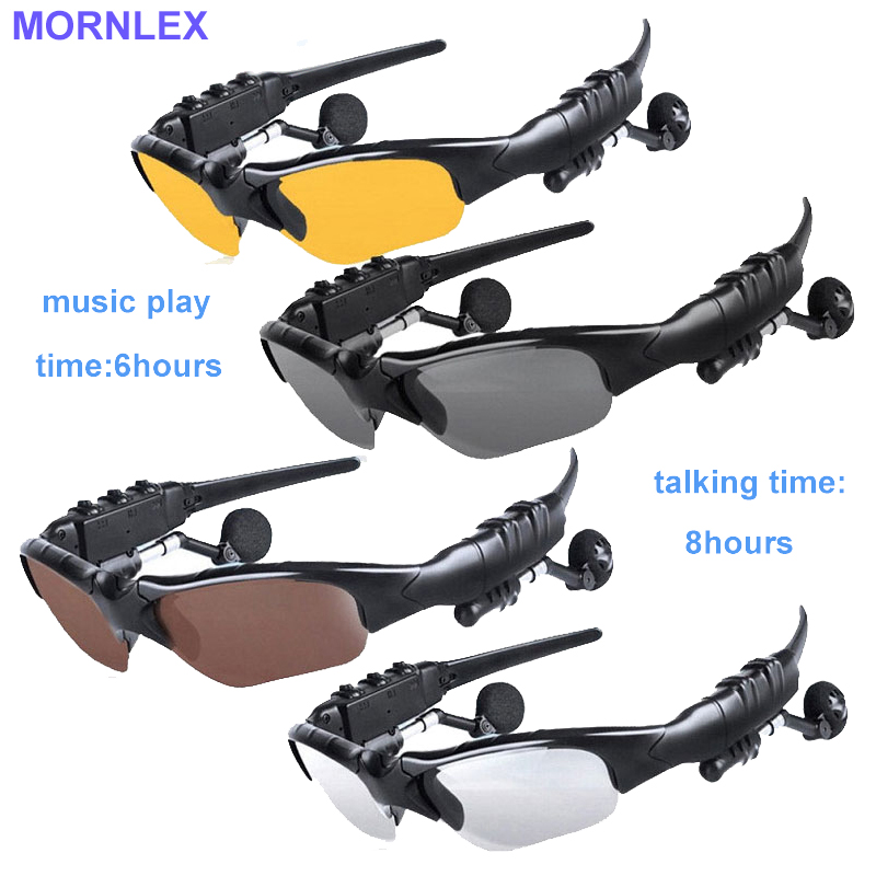 Garnish sunglasses bluetooth headset wireless headphones with microphone for a mobile phone fone de ouvido bluetooth audifonos