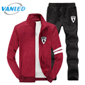 2017 Sportswear thrasher Hoodies Men Sweatshirts Sporting Suit Mens Sweat Suits Brand Clothing Mens Tracksuits Jacket+Pants