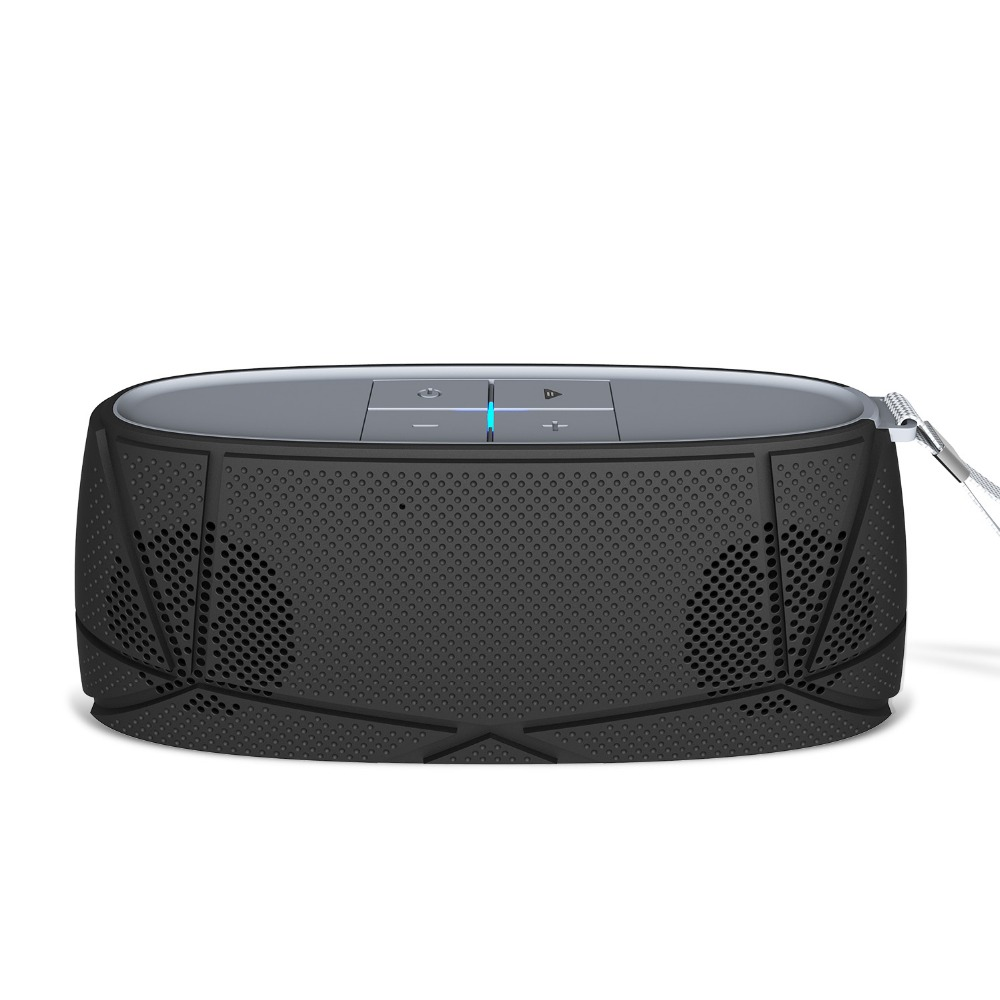 Original Meidong MD-05 Portable Bluetooth Wireless Speaker Better Bass TF Built-in mic for Outdoor Phones Computer