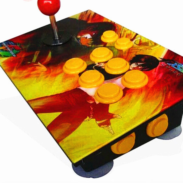 Super Street Fighter fighting Joystick,joypad computer USB gamepad game controller joypad,Tilt panel handle Gaming Accessories