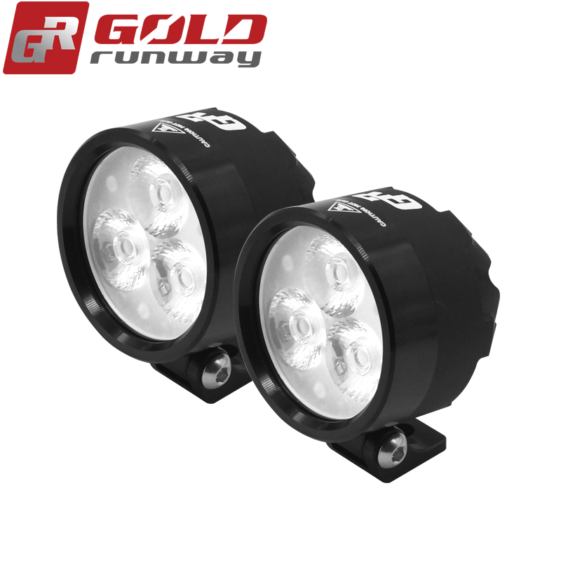 Goldrunway Exp3 18w Led Auxiliary Lights 2400lm Led Work