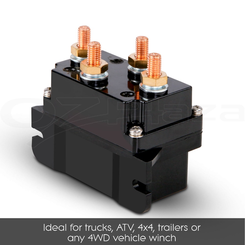small resolution of 12v winch controller solenoid 500a dc switch 4wd 4x4 boat atv control relay 17 000lbs capacity heavy duty upgrade in car switches relays from automobiles