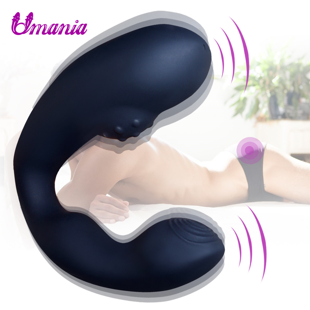 Male Prostate Massager Anal Vibrator Silicone 10 Speeds Butt Plug Sex Toys for Men Anal Toys Male Masturbator for Adult prettylove new 12 speeds prostate massager for men 3 speeds tickling prostata massage anal vibrator sex toys for men butt plug