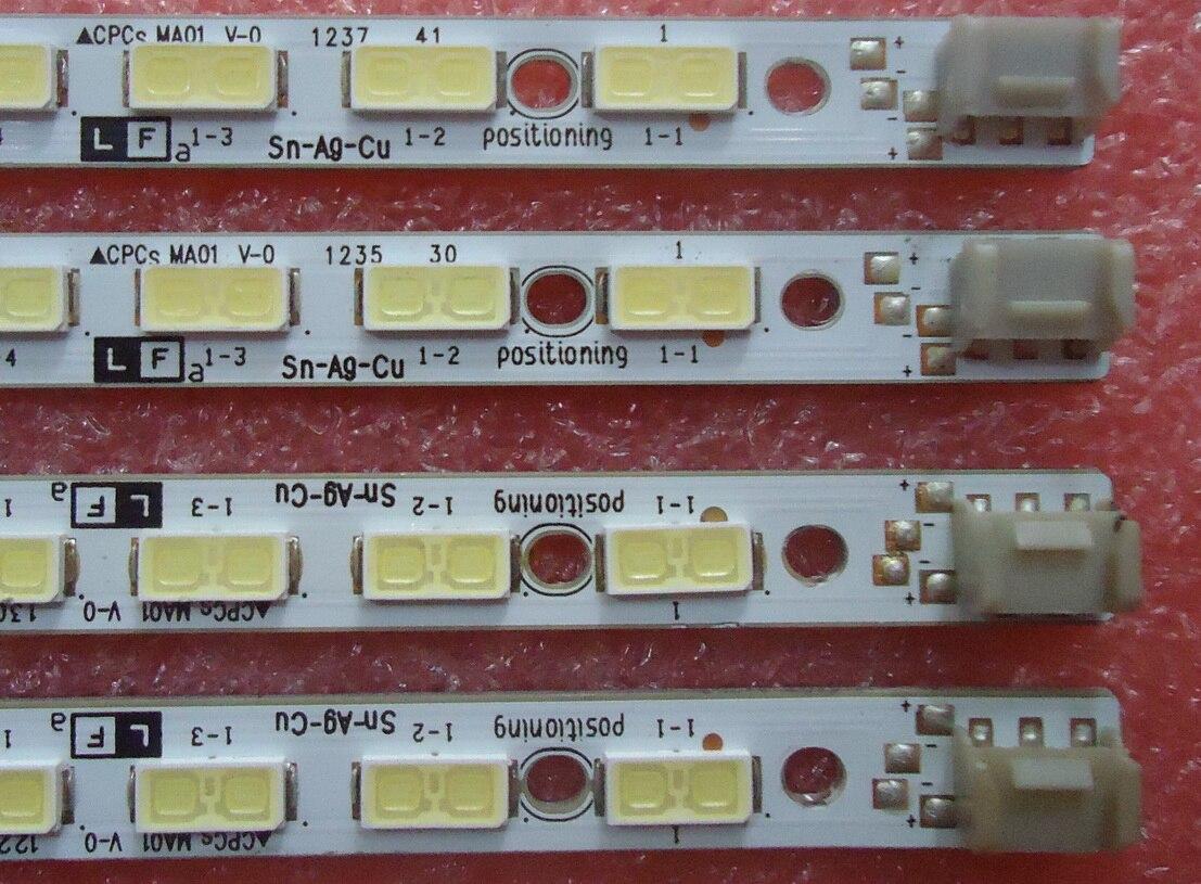 FOR SHARP 60LX545A 60LX550A 60LX540A 60LX640A  Article lamp  1piece=68LED 676MM for haier le50a5000 50du6000 article lamp v500h1 me1 tlem9 1piece 68led 623mm