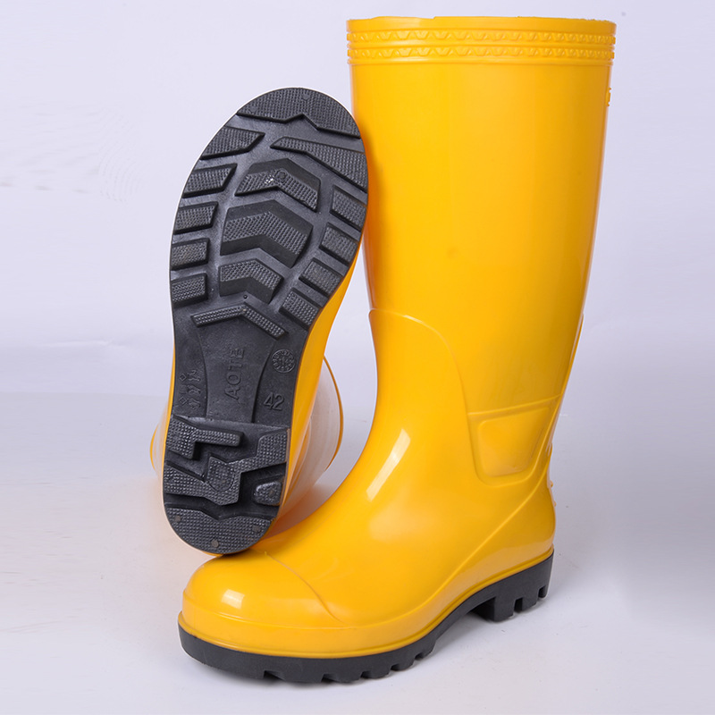 Cheap Yellow Rain Boots