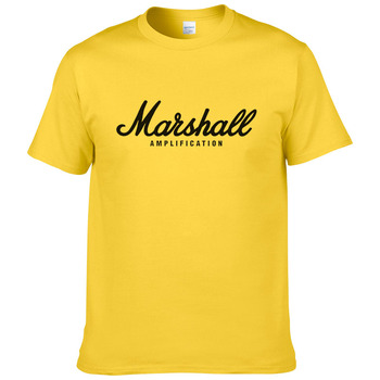 T-shirt 100% Coton Marshall Hommes