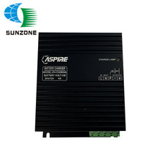 12V 24V дизельный генератор интеллигентая(ый) Батарея Зарядное устройство ZH-CH2804