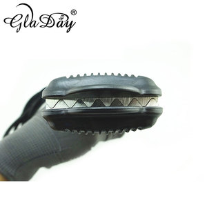 """Image 3 - Gladay Profissional Hair Wave Iron 1.75""""inch Corrugated Curling Irons For Beauty Salon Hair Crimper Iron Crimping Styles"""