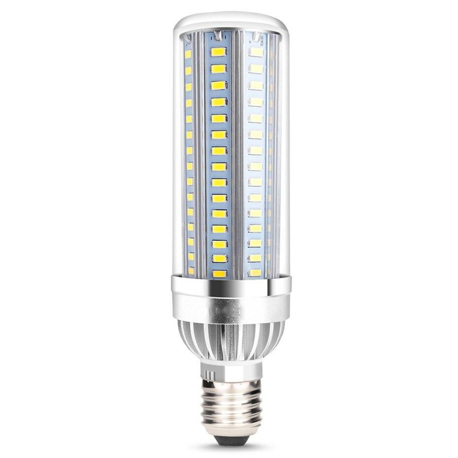 E27 Led Spotlight Bulb Corn Lamp Energy Saving 25w 35w 50w 220v E27 Bombillas Led Ampoule Cold White Warm White 105 129 153leds