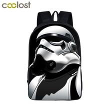 Star Wars Backpack Jedi Sith Knight Backpack Boys Star Wars School Backpacks For Teens Kids School