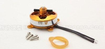 A2204 28G 7.5A 1400KV 50 W SP Micro Motor sin escobillas VS AXi 2203/52 2204/54