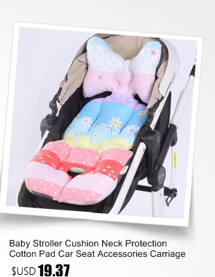 Activity & Gear Mother & Kids Sporting Baby Stroller Cotton Cushion Seat Cover Mat Breathable Soft Car Pad Pushchair Urine Pad Liner Cartoon Star Mattress Baby Cart