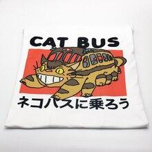 My Neighbor Totoro – Studio Ghibli Catbus Japanese Style Unisex T shirt