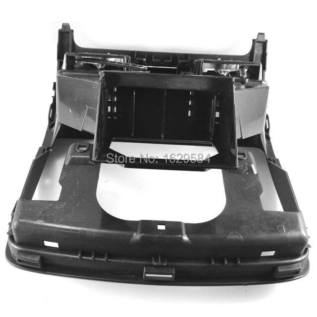 Черная передняя тире центральный выход воздуха Vent ForJetta1K0 819 728 F 1QB, 1K0 819 728F, 1K0819728F