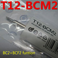 Updates T12-BCM2 Replace Solder Soldering Iron Tip For Hakko Shape 2BC PCB Repair Product