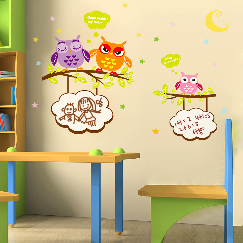 Amazing Wall Decoration For Classroom Photo - Wall Painting Ideas ...