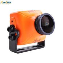 """RunCam Night Eagle 2 PRO 1/1. """" CMOS 2,5 мм 800TVL 0,00001 LUX 4:3 FPV камера с встроенным OSD микрофоном для дрона"""