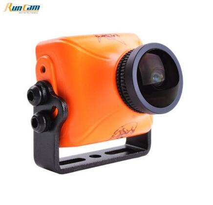 Новый RunCam ночь Орел 2 PRO 1/1. 8 CMOS 2,5 мм 800TVL 0,00001 LUX 4:3 FPV системы камера w/встроенное OSD MIC для Drone