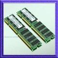 Новый 1 ГБ 2x512 МБ pc133 168pin SDRAM PC133 133 МГц 133 мГц DIMM Памяти Для Настольных Компьютеров Не ECC Низкой Плотности память RAM Бесплатная доставка