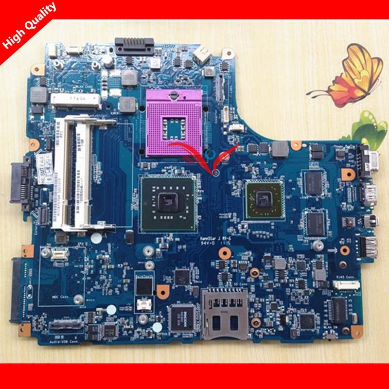 Original! A1747079A A1747081A M851 MBX-217 Rev 1.0 1P-0096J01-8010 For SONY VGN-NW Series Laptop Motherboard original konka lc40gs60dc kip l200i12c1 01 35014948 rev 00