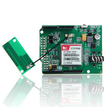 Geeetech Aktualisiert SIMCOM SIM900 Quad-band Wireless GSM GPRS Schild Development Board