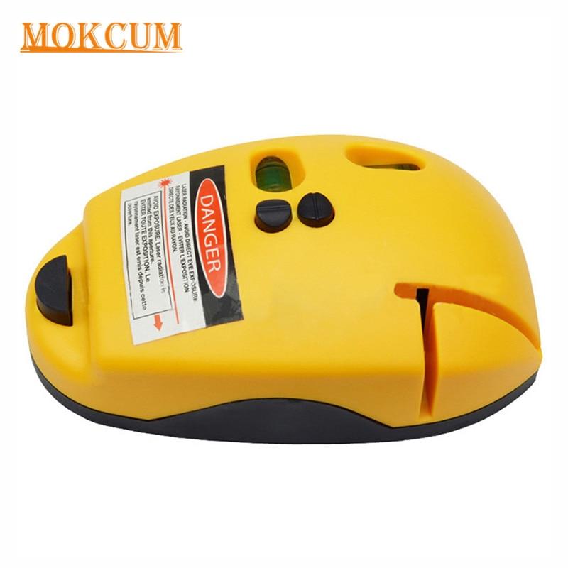 все цены на Laser Leveler Construction Marker Tool Vertical Horizon Lines Nivel Lazer Beam Mouse Style Bubble Support Tripod for Level онлайн