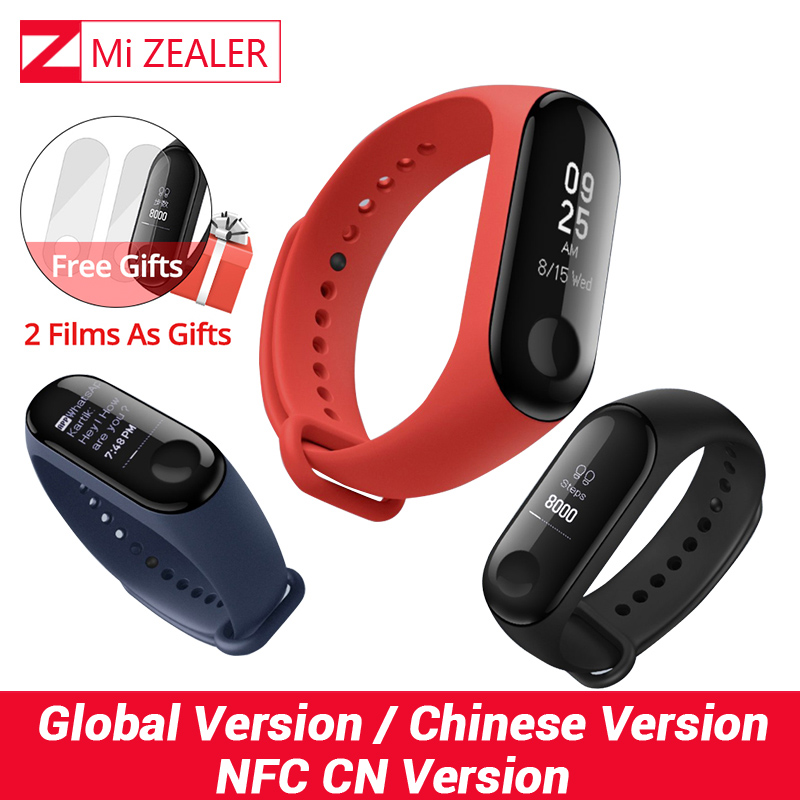 Buy Cheap New Xiaomi Mi Band 3 Smart Bracelet 5atm Waterproof 0.78 Inch Oled Instant Message Caller Id Weather Forecate