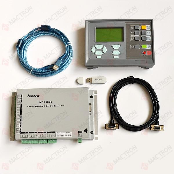 Leetro Co2  Laser Controller Card MPC6535  цены