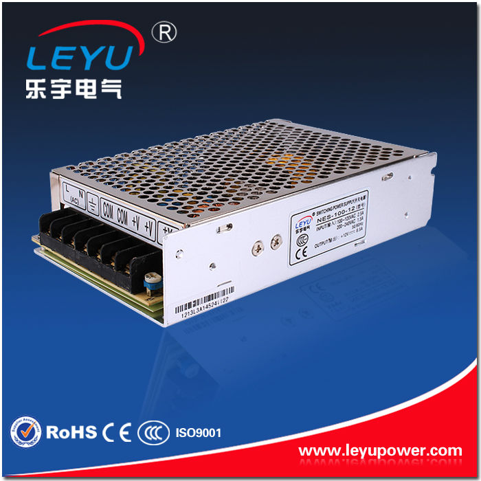 100w High quality ac dc 24v led driver