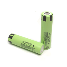 2pcs/lot New Original Panasonic 18650 NCR18650BE 3200mah 3.7v Li-ion Rechargeable battery For e-cig Free Shipping