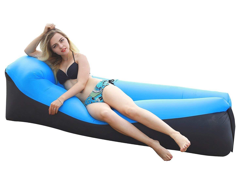 saco de dormir saco de ar inflável