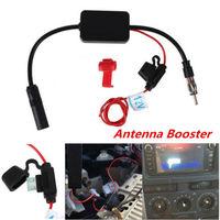 Car Antenna For Car Antenna Radio FM AM Signal Amp Amplifier Booster Signal Booster Radio Antenna