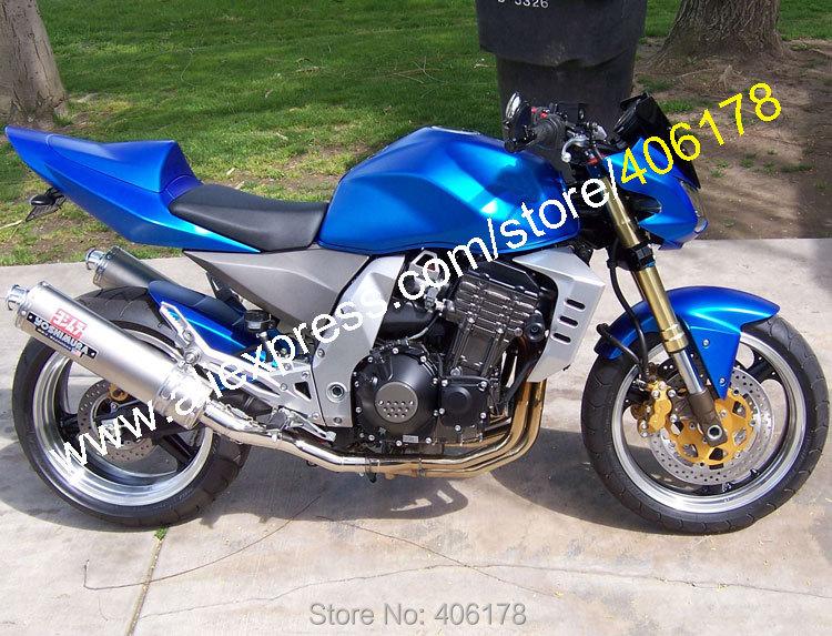 Горячие продаж,для Kawasaki мотоцикл z1000 2003 2004 2005 2006 2003-2006 З 1000 03 04 05 06 03-06 синий кузовов мото обтекатели комплекты