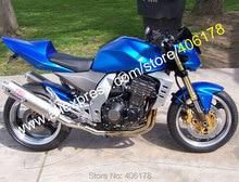 Лидер продаж, для Kawasaki Z1000 2003 2004 2005 2006 2003-2006 Z 1000 03 04 05 06 03-06 синий кузова moto Обтекатели комплекты