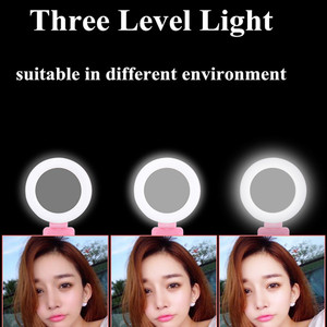 Image 3 - 1.7m Extendable live Tripod Selfie Stick LED Ring light Stand 4 in 1 With Monopod Phone Mount for iPhone X 8 Android SmartPhone