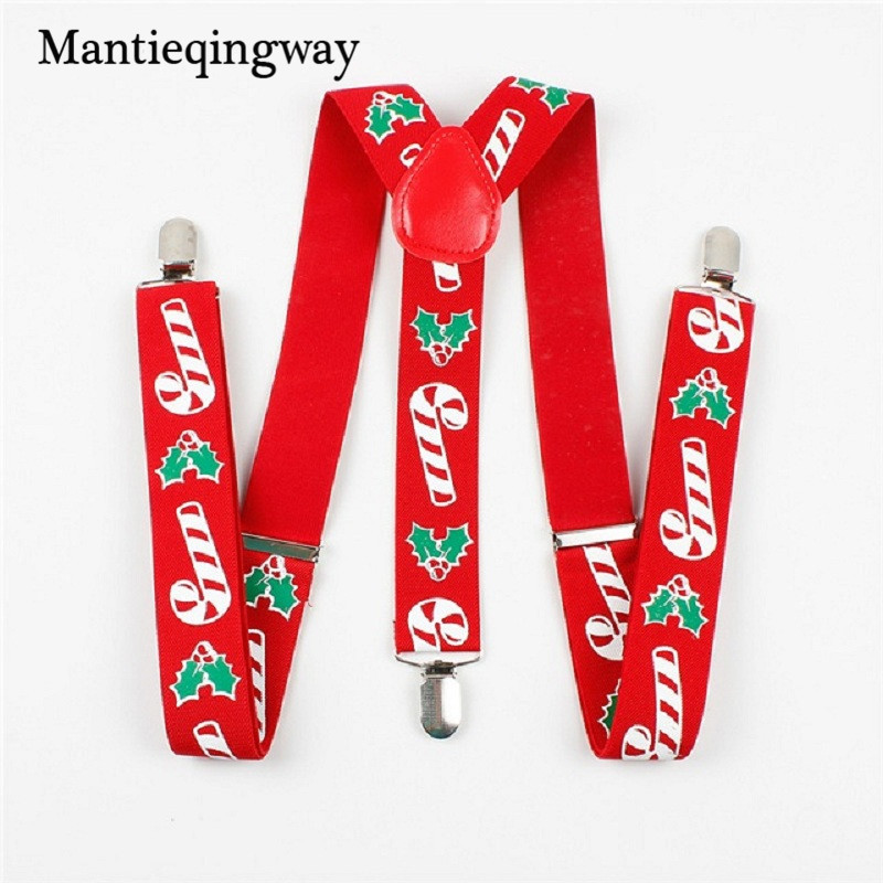 Mantieqingway 3.5CM Suspenders Men High Quality Suspender Adjustable Belt Strap Fashion Y-back Braces Suspenders Christmas Gifts