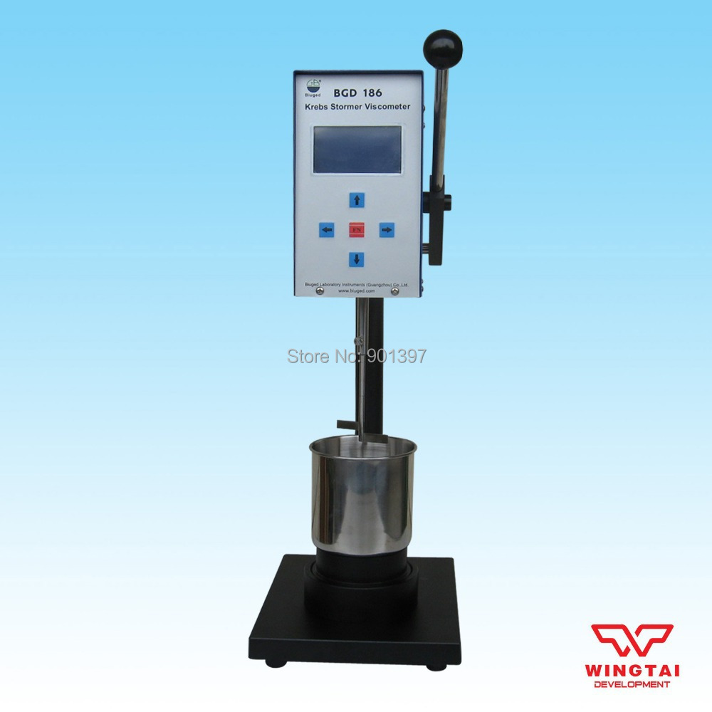 Online buy wholesale viscosity meter from china viscosity for Paint viscosity tester
