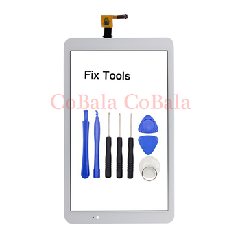 "1Pcs 9.6"" Touch Screen Digitizer For Huawei Mediapad T1 10 Pro T1-A21 T1-A21L T1-A22L T1-A21W LCD Outer Panel Glass Sensor Flex 1"