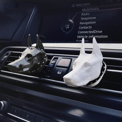 Doberman – parfum de sortie de voiture innovant, décoration intérieure de voiture, véhicule aromathérapie, parfum durable