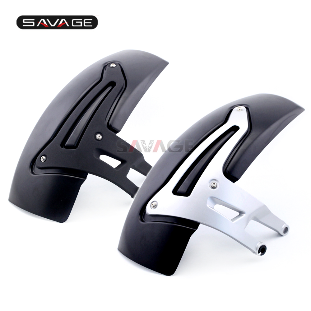 Rear Hugger Fender Mudguard For BMW R1200 GS LC/ R1200GS LC Adventure 2014-2018 Motorcycle Accessories Wheel Cover Splash Guard for bmw r1200gs r1200 gs adventure 2008 2012 motorcycle carbon rear fender bracket wheel hugger fender mudguard splash guard