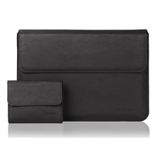 Mosiso PU Leather Case for Macbook Air Pro 13 2013 2014 2015 2016 2017 for ipad