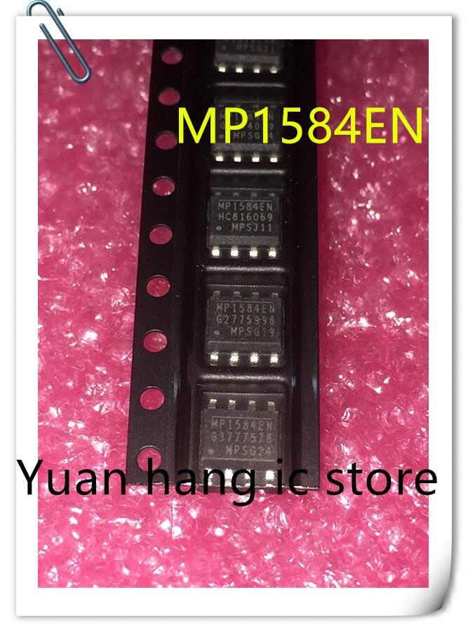 50PCS/LOT  MP1584EN-LF-Z MP1584EN MP1584 SOP8 Power Management Chip DC/DC Conversion Chip