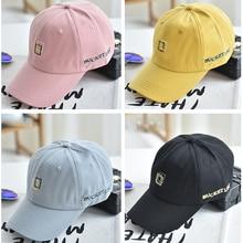2019 new hat men and women summer wild casual baseball cap embroidered cap sunscreen visor outdoor tide hat стоимость