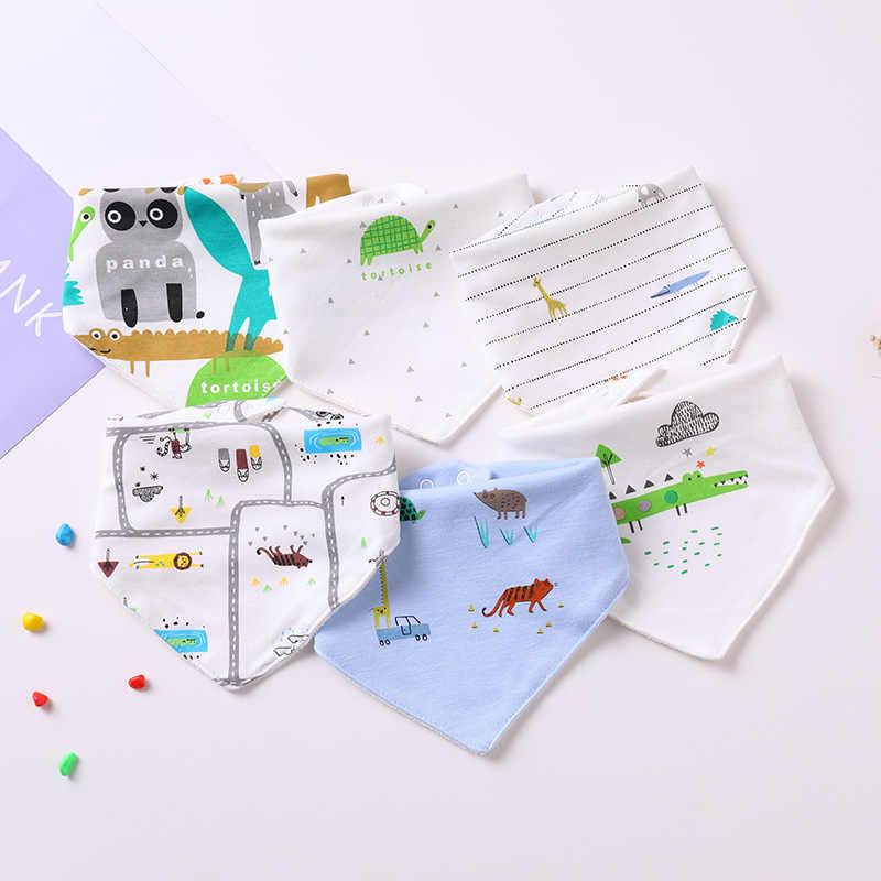 2019 ใหม่เด็ก TERRY Bibs ทารกแรกเกิดเด็กหญิง Baberos สามเหลี่ยม Bib Burp ผ้าทารก Babe ผ้าพันคอเด็กอุปกรณ์เสริม