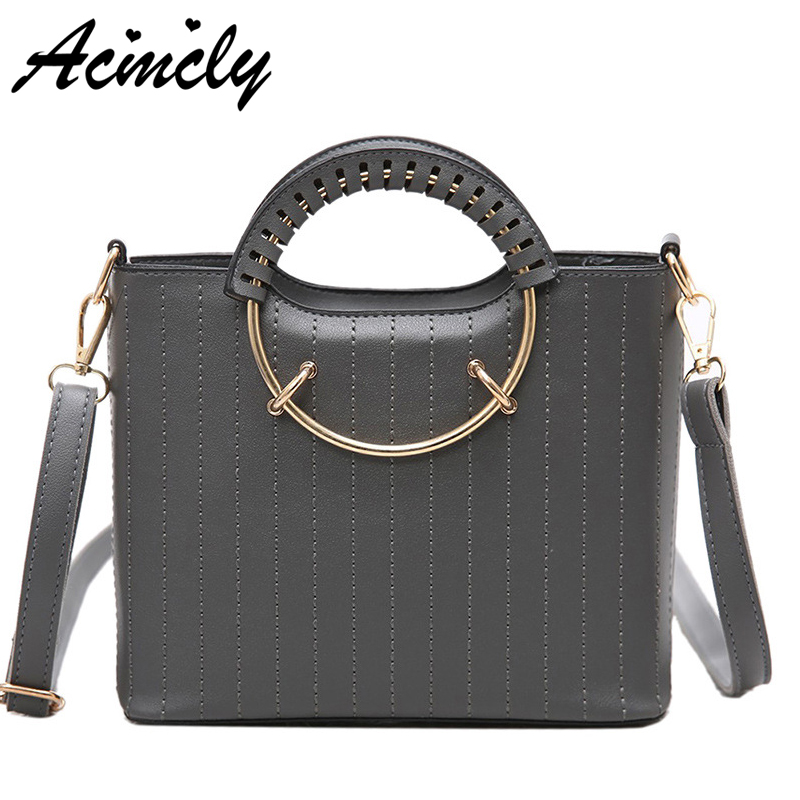 2018 New Arrival Women Handbags Fashion PU Leather Ladies Tote Female Shoulder Bags Casual Messenger Bags For Women a131/o fashion brand design sweet lady tote bags for women pu leather handbags high quality women shoulder bags ladies messenger bags