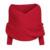 Se encoge de hombros para las mujeres chal de Manga Larga jersey de Abrigo Batwing Cálida Bufanda De Punto solapa Grande Sin Tirantes cruz Suéter puentes de gran tamaño